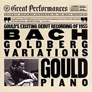 Variations Goldberg (version 1955 / coll. Great Performances) [Import allemand]
