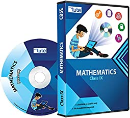 LetsTute Class 9th CBSE Mathematics DVD – Digital Guide Perfect Gift for School Students - Fun with Maths