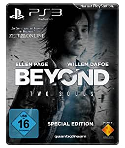Beyond: Two Souls - Steelbook Special Edition (exklusiv bei Amazon.de) - [PlayStation 3]
