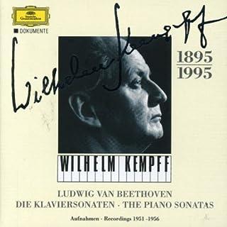 Beethoven: The Piano Sonatas by Wilhelm Kempff (B0000012XC) | Amazon Products