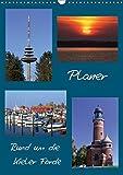 Rund um die Kieler Förde / Planer (Wandkalender 2019 DIN A3 hoch): Planen Sie Ihre Termine mit Blick auf die schöne Kieler Förde (Planer, 14 Seiten ) (CALVENDO Orte) - Veronika Rix