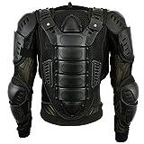 REXTEK Homme Corps avec moto Approuvé CE Moto Coffre épaule Dos protection Armors Dos protection Veste