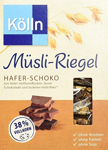 Kölln Müsli-Riegel Hafer-Schoko, 11er Pack (11 x 100 g)