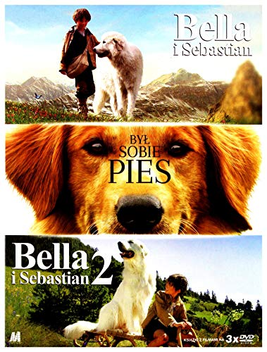 Psia kolekcja: Bella i Sebastian / Bella i Sebastian 2 / ByĹ sobie pies (BOX) [3DVD] (IMPORT) (Keine deutsche Version) (Box Pie)