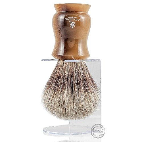 Vie-Long 13053 White Horse Hair Shaving Brush