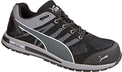 Puma Sicherheitsschuhe S1P, Farbe:Grau;Schuhgröße:43 (UK 8.5)