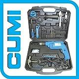 CUMI Tool Kit - 650 Watts Impact Drill w...