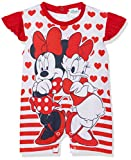Disney Baby-Mädchen Spieler 45381/AZ, Rot, 56 cm