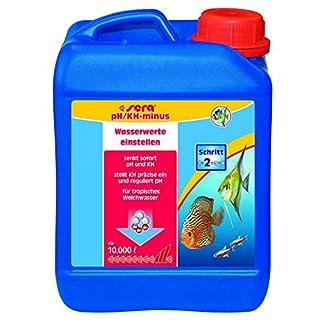 sera Ph/Kh-Minus Water Parameter Adjustment Kit, 2500 ml 7