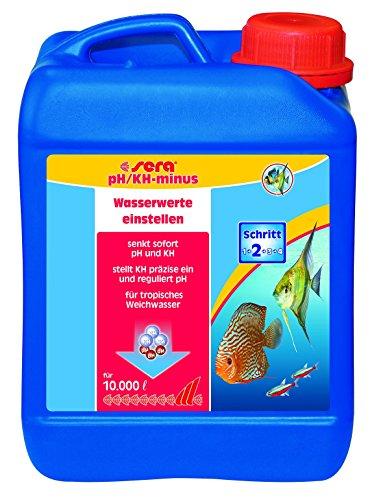 sera Ph/Kh-Minus Water Parameter Adjustment Kit, 2500 ml 1