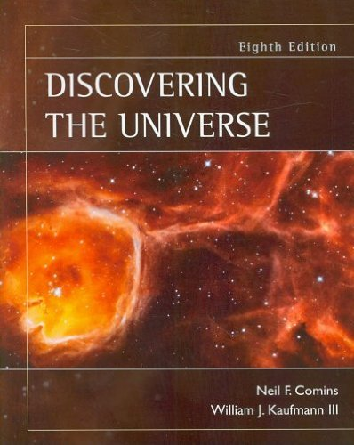 Discovering the Universe by Neil F. Comins (2008-01-04)