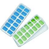 WKMR Silicone Ice cube trays 2 pack - Best Reviews Guide
