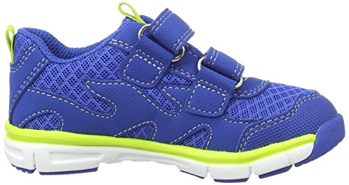 Superfit LUMIS MINI 600061 Jungen Sneaker Blau (bluet Kombi)