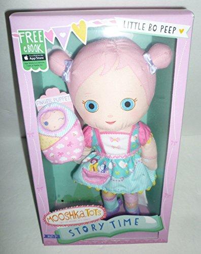 Mooshka Tots Story Time Aneta as Little Bo Peep Doll