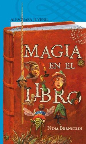 Magia en el libro (Serie Azul)