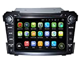 7 Zoll Android 5.1.1 Lollipop OS Autoradio für Hyundai I40 2011 2012 2013 2014,DAB+ radio kapazitiver Touchscreen mit Quad Core 1.6G Cortex A9 CPU 16G Flash und 1G DDR3 RAM GPS Navi Radio DVD Player 3G/WIFI Aux Input OBD2 USB/SD DVR