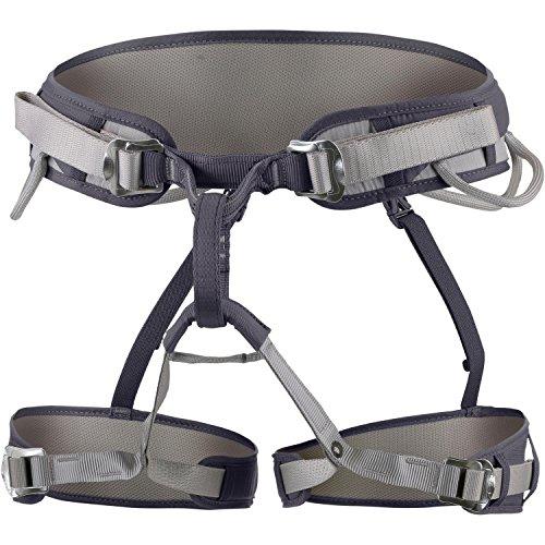 Petzl Imbracatura Corax2, Unisex, C51A 2G, Grau, 2