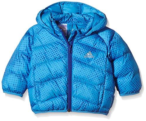 adidas Kinder jacke Synthetic Jacket, Hellblau, 104, AB4678