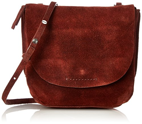 Clarks Tallow Balm, Leather Donna, 8x20x23 cm (B x H x T) Rosso (Rust Suede)
