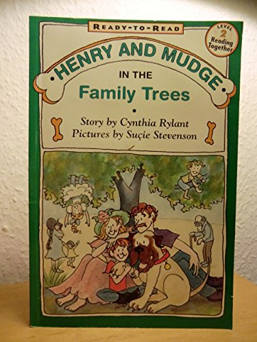 Henry and Mudge in the Family Trees. The fifteenth Book of their Adventures (englischsprachig)