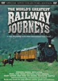 The World's Greatest Railway Journeys: Zimbabwe, Namibia, South Africa And Brazil [DVD] by The Worlds Greatest Railway Journeys