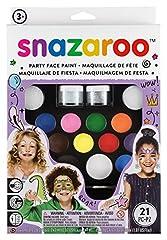 Idea Regalo - Snazaroo 1180100 - Set Trucco Ultimate Party Pack