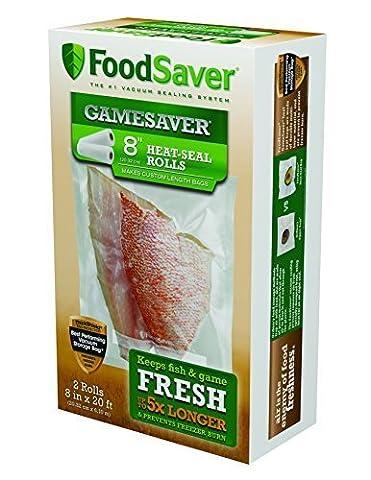 FoodSaver GameSaver 2-Pack, 8
