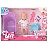 Simba 5039806 - Mini- New Born Baby Set, sortiert