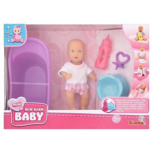 SIMBA Toys - Juguete blando para bebé Baby Born 4006592598068