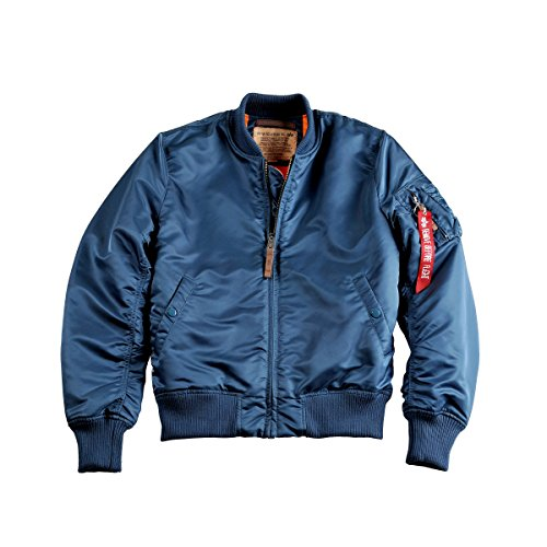 Alpha Industries MA-1 VF 59 Bomberjacke XXXL bold blue