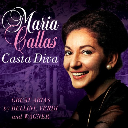 Casta diva great arias by bellini rossini verdi donizetti by maria callas on amazon music - Casta e diva ...