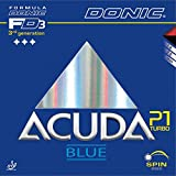 DONIC Belag Acuda Blue P1 Turbo, Rot, 2,0 mm