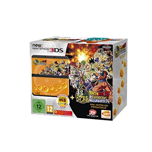 Console New Nintendo 3DS+ Dragon Ball Extreme Butoden preinstalado