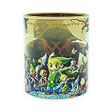 Zelda - Wind Waker - XXL-Tasse | Offizielles Merchandise von Nintendo