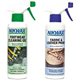 Nikwax Footwear Cleaning Gel And Proofer 300ml