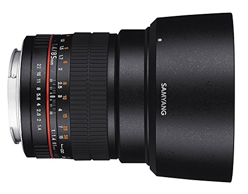Samyang Xeen 85MM T1.5 FF CINE Objektiv - 4