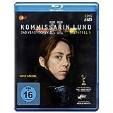 Kommissarin Lund - Das Verbrechen (Staffel II, 3 Disc) [Blu-ray]