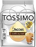 Tassimo Jacobs Café au Lait Classico 184 g, 5er Pack (5 x 184 g)