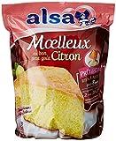 Alsa Préparation à Cuire Gâteau Moelleux Citron 500g