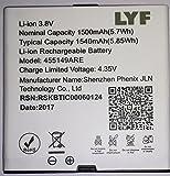 #3: Genunine Battery For LYF Flame 2 LS-4004 1500 MAH PROPER 6 MONTH WARRENTY
