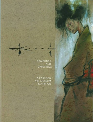 Sam Kieth: Samplings and Dabblings - A Cartoon Art Museum Exhibition