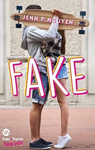 Couverture du livre Fake -Extrait offert-