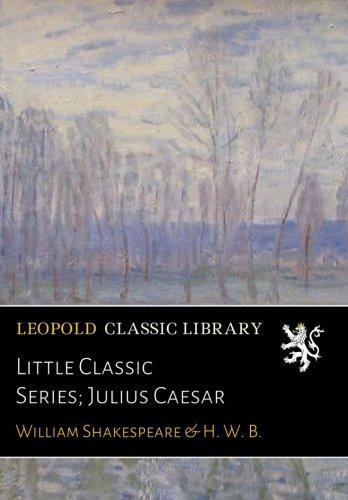 little-classic-series-julius-caesar