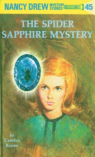 Nancy Drew 45: The Spider Sapphire Mystery (English Edition) eBook: Carolyn Keene: Amazon.es: Tienda Kindle