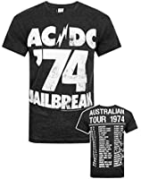 Herren - Amplified Clothing - AC/DC - T-Shirt