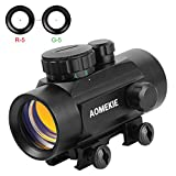 Aomekie-AO5008-Tactical-Reflex-Red-Green-Dot-Sight-Riflescope-with-Quick-Release-20mm-Mount-Rails
