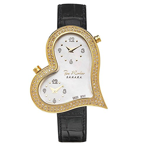 Joe Rodeo Diamond Ladies Watch - SAHARA gold 1.4 ctw