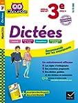 Dict�es 3e - Nouveau programme 2016