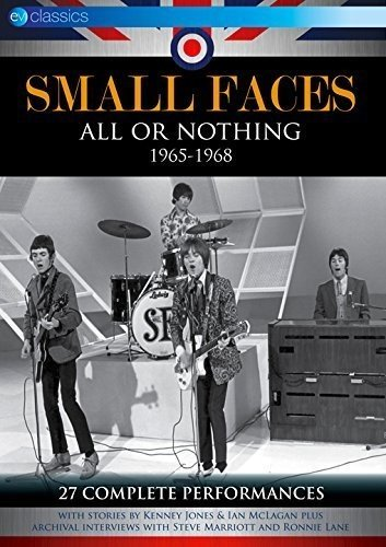 Small Faces - All Or Nothing 1965-1968 Stereo-fotos