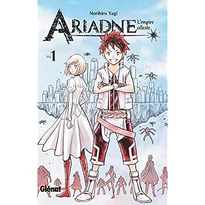 Ariadne l'empire céleste - Tome 01
